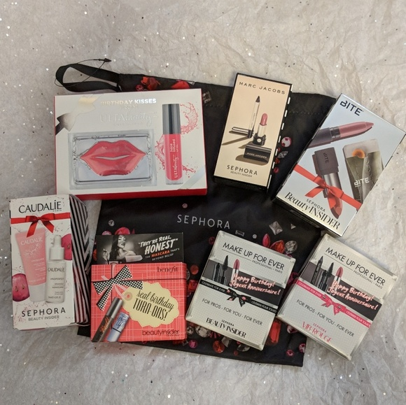 Sephora Birthday Gifts Bundle